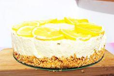 lemon cheescake! duzosole.blogspot.com