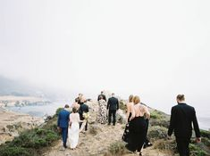 Big Sur, California Wedding on film by Erich McVey Photography When I Get Married, I Got Married, Big Sur California, California Wedding, California Destinations, Wedding Moments, Pacific Coast, Destination Wedding, Wedding Photography