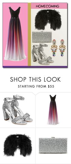 """""""Homecoming"""" by interesting-times ❤ liked on Polyvore featuring Daizy Shely, Sole Society and Ayala Bar"""