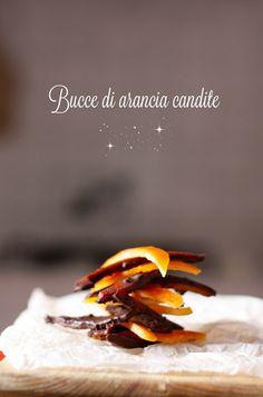 Anna The Nice: Bucce d'arancia candite
