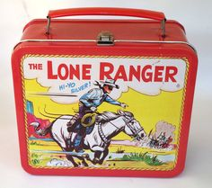 Vintage 1990s Repro Full Size The Lone Ranger by retrowarehouse