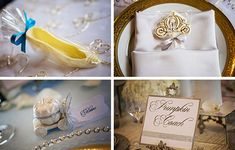 The Cinderella-Inspired Wedding of Your Dreams | Lifestyle | Disney Style
