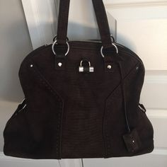 d3245e8f9da7 Spotted while shopping on Poshmark  Authentic Yves St. Laurent Muse Bag!!