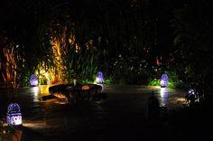 Marrakech Garden Light Lamps