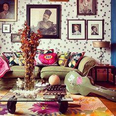 favorite boho decor | Boho decor with asian touch!