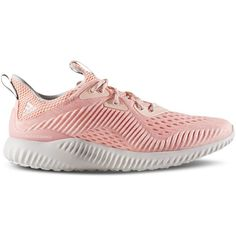 adidas Women's Alpha Bounce Em Running Sneakers from Finish Line ($110) ❤ liked on Polyvore featuring shoes, adidas shoes, training shoes, adidas and adidas footwear
