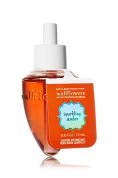 Sparkling Amber Wallflowers Fragrance Refill - Home Fragrance 1037181 - Bath & Body Works