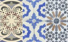 Kitchen trend: 7 fabulous patterned floor tiles  - housebeautiful.co.uk