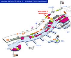 Eelway Meeting Point In Cdg Airport Terminal 2f Eelway
