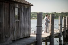 Portraits of our beautiful couple at their Mystic Seaport wedding