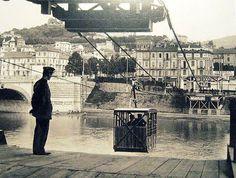 La funicolare sul Po ad Expo del 1911