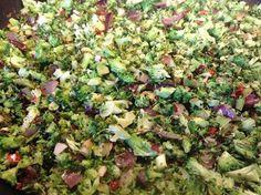 Low Carb Broccoli 'Rice' Recipe on Yummly. @yummly #recipe