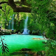 Kursunlu waterfall @ Antalya, Turkey