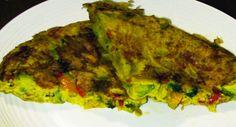 La frittata senza uova alle verdure di stagione è gustosa e si adatta alle verdure e agli ortaggi di ogni stagione.Può essere portata per pranzo in ufficio