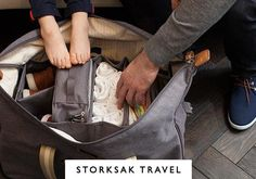 Storksak Travel