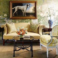 80 English Country Home Decor Ideas 42