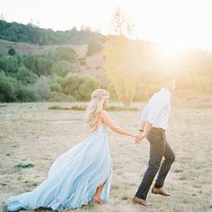 Get ready to swoon! Photographer, Katlyn Marie captured this pair in the perfect light of sunset outside San Francisco.