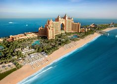 Dubai – United Arab Emirates, Atlantis, The Palm