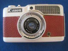 Cámara Fotográfica Canon De Colección. 60´s. - S/. 400,00