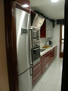 mas o menos la ideaLas cocinas rojas | Decorar tu casa es facilisimo.com