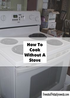 How to cook without a stove. You are a tenant, only to discover no appliances in your apartment. Learn how to cook with small kitchen appliances. Kitchen Without Stove, Small Kitchen Appliances, Home Appliances, Best Charcoal Grill, What To Cook, Small Apartments, Cooking, Dreams, House