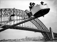 Archival prints - Sydney Harbour Bridge - The Library Shop