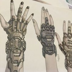 MTL Writer, daydreamer and resident cyberpunk. The brain that collates this visualgasm also assembles words into post-cyberpunk dystopia: my. Steampunk, Armor Concept, Concept Art, Character Concept, Character Art, Character Outfits, Science Fiction, Cyberpunk Kunst, Arte Robot
