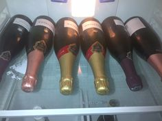 This is how a fridge should look :o) #Champagne