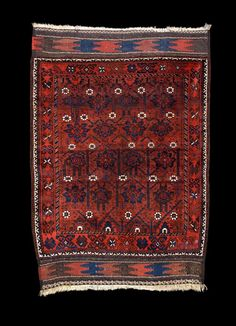 Culture Baluchi people Creation date mid 19th century Collection