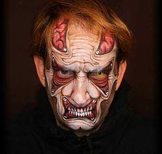 face painting halloween - Buscar con Google