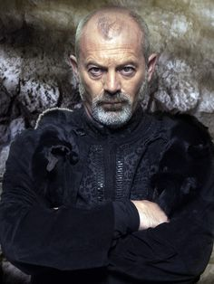 Keith Allen as the Sheriff. He is deliciously evil. I love it.