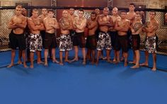 The Ultimate Fighter Brazil.