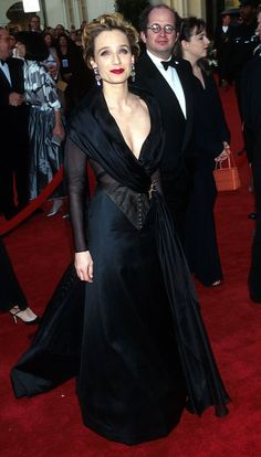 Kristin Scott Thomas and husband François Olivennes Celebrity Couples, Celebrity Photos, Kristin Scott Thomas, Night Looks, Formal Dresses, Celebrities, Oscars, Popsugar, Husband