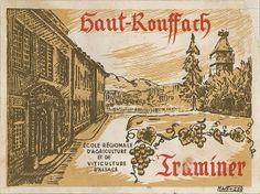 Rouffach Ecole d'Agriculture et de Viticulture