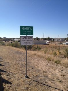 what to do/see/eat in marfa, tx.