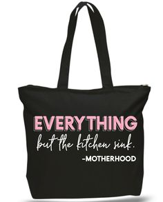 Everything But The Kitchen Sink Tote