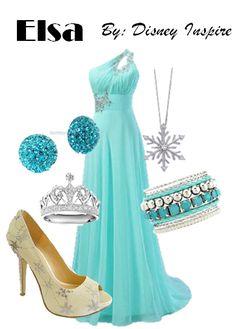 My Disney Inspire: Elsa from Frozen