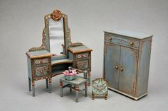 Good Sam Showcase of Miniatures: From Holland: Furniture & More by Alice Mini Wonders