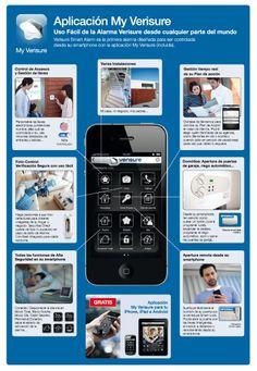 1000 images about my verisure on pinterest app puertas - My verisure application ...