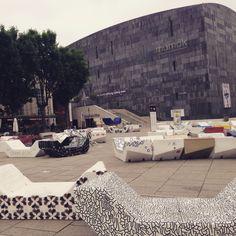 #museumsquartier #mumok #euroart Museums, Austria, Vienna, Museum