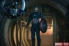 Go behind the scenes of Captain America: Civil War in new video