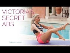 New! Super Intense 10min Victoria Secret Abs | Rebecca Louise