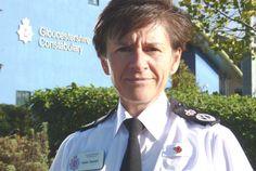 Suzette Davenport - Chief Constable of Gloucestershire Police, UK