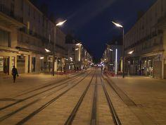 Station Nationale de nuit - 19 juin 2013 (Rue Nationale - Tours)