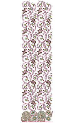 8385 Daman Embroidery Design