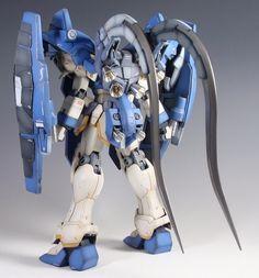 """Custom Build : XXXG-01SR Gundam Sandrock """"Armadillo"""" (MG)"""