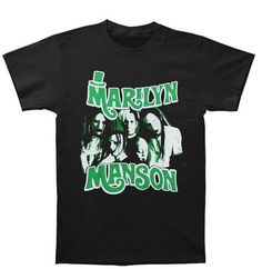 "Vintage Marilyn Manson ""Smells Like Children"" T-Shirt"