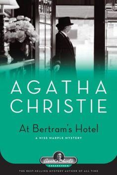 At Bertram's Hotel (Miss Marple, Agatha Christie, Book Tv, Book Nerd, At Bertram's Hotel, Mystery Genre, Miss Marple, Story Writer, Movies Worth Watching, Reading Time