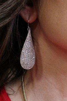 Teardrop Earrings by Henri Bendel