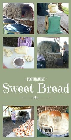 Portuguese sweet bread is common fare in Hawaii, but I still prefer my mom's recipe. No stone oven required. Thank you Kris for sharing this delicious recipe! Oven Recipes, Bread Recipes, Real Food Recipes, Cooking Recipes, Portuguese Sweet Bread, Portuguese Recipes, Portuguese Food, Mom's Recipe, Recipe For Mom